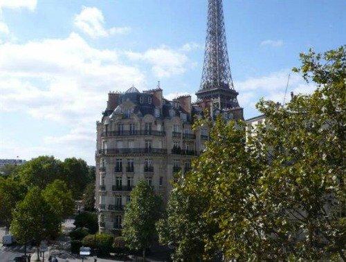 Paris Apartment for Sale Eiffel Tower View
