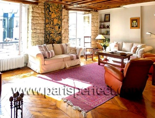 Paris Perfect Rue du Dragon 1 Bedroom Vacation Rental