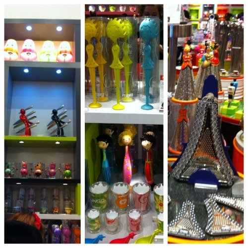 Pylones Shopping in Paris