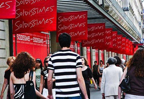 Paris Winter Sales, Les Soldes Paris, Paris Perfect Sales