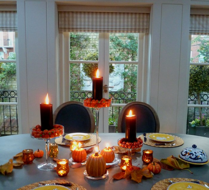 s fall table