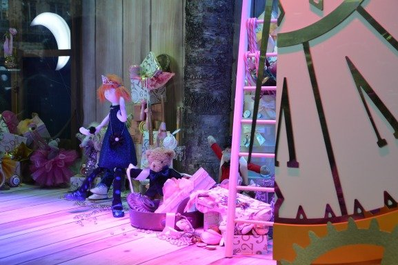 Galeries Lafayette Paris Christmas WIndows Displays