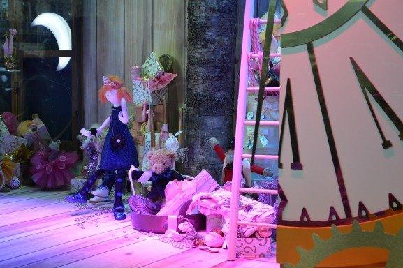Galeries Lafayette Paris Christmas WIndows Displays
