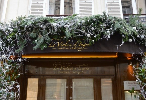 Le Violon Ingres Paris Christian Constant