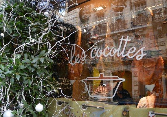Les Cocottes Christian Constant Paris