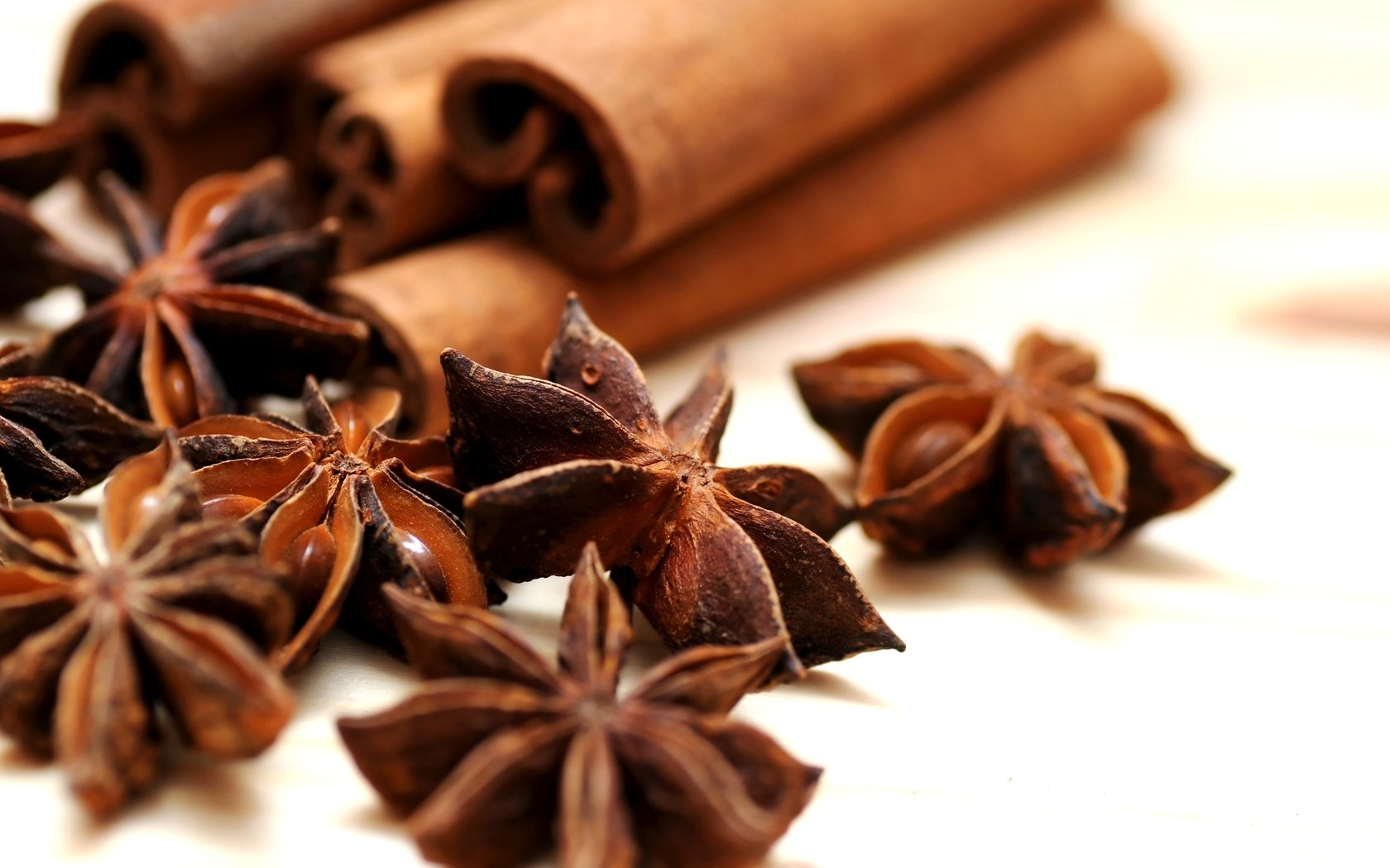 secret is the star anise ginger and cinnamon