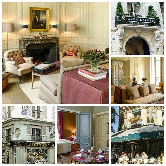 Gorgeous One Bedroom Vacation Rental in Paris