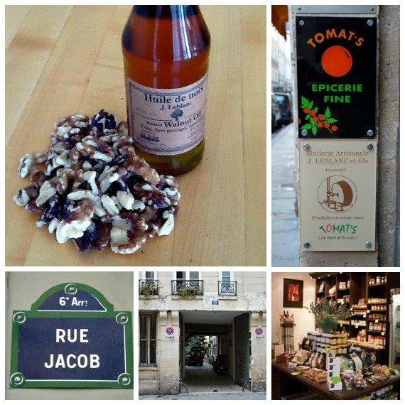 Huile LeBlanc Rue Jacob Paris