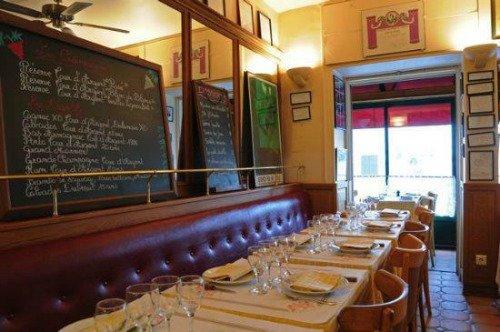 La Rotisserie Restaurant Paris