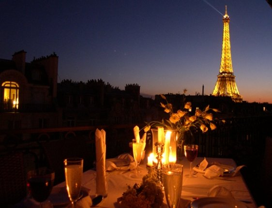 Paris Perfect Vacation Rental with Eiffel Tower View