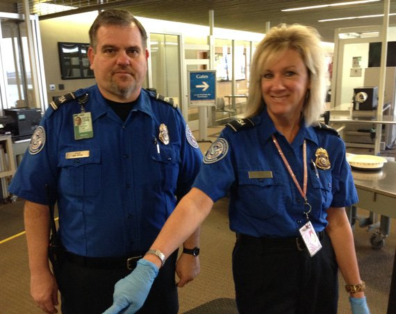 s thank you tsa officers