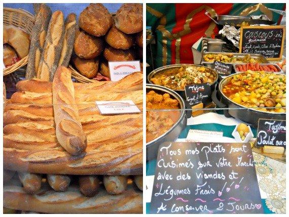 Best Paris Open Air Markets Saxe Breteuil Eiffel Tower