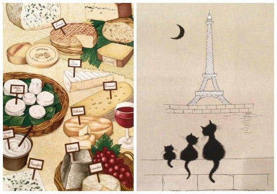 Charming Paris Linens