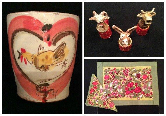 Maison Ivre Paris Linens and Ceramics