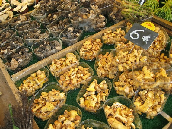 Best Paris Open Air Food Markets