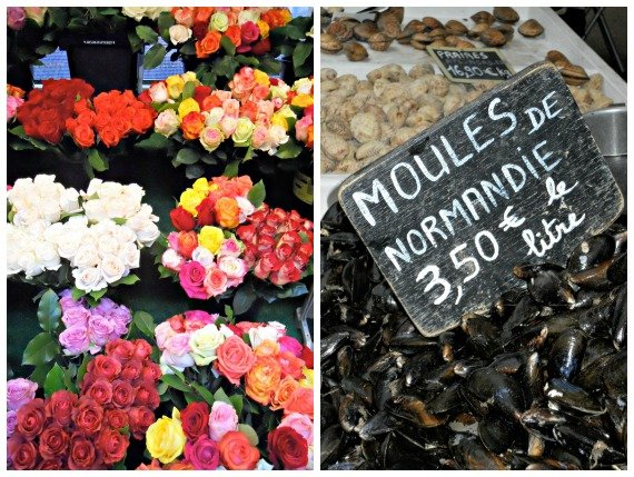 Paris Markets Saxe Breteuil 7th Arrondissement