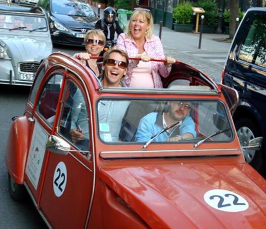 Perfect family tour of Paris!