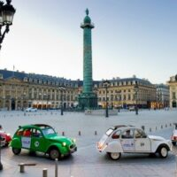 Best Car Tour in Paris Place Vendome