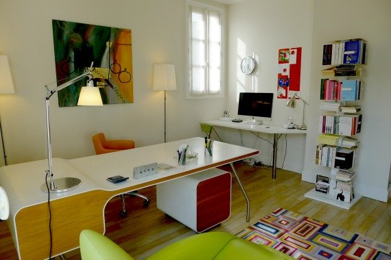 Perfect for working at home in Paris!