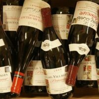 French Wine, Beaujolais, Nouveau Paris, Wine bottle