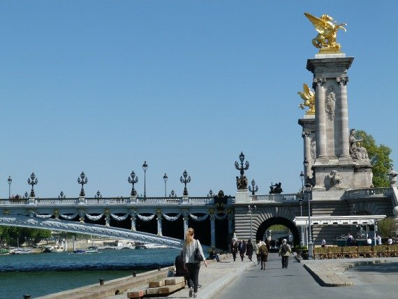 Discovering Les Berges de la Seine