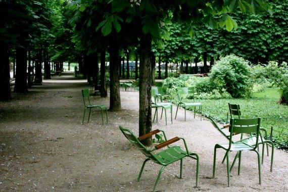 Relax Jardin des Tuileries Paris