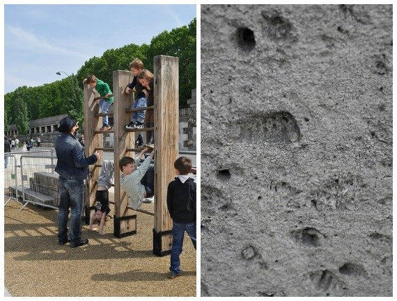 Les Berges de la Seine Paris Playgrounds