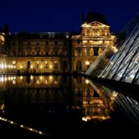 Louvre Museums Paris Night of Museums