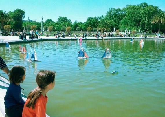 Things to Do in Paris with Kids Luxembourg Gardens