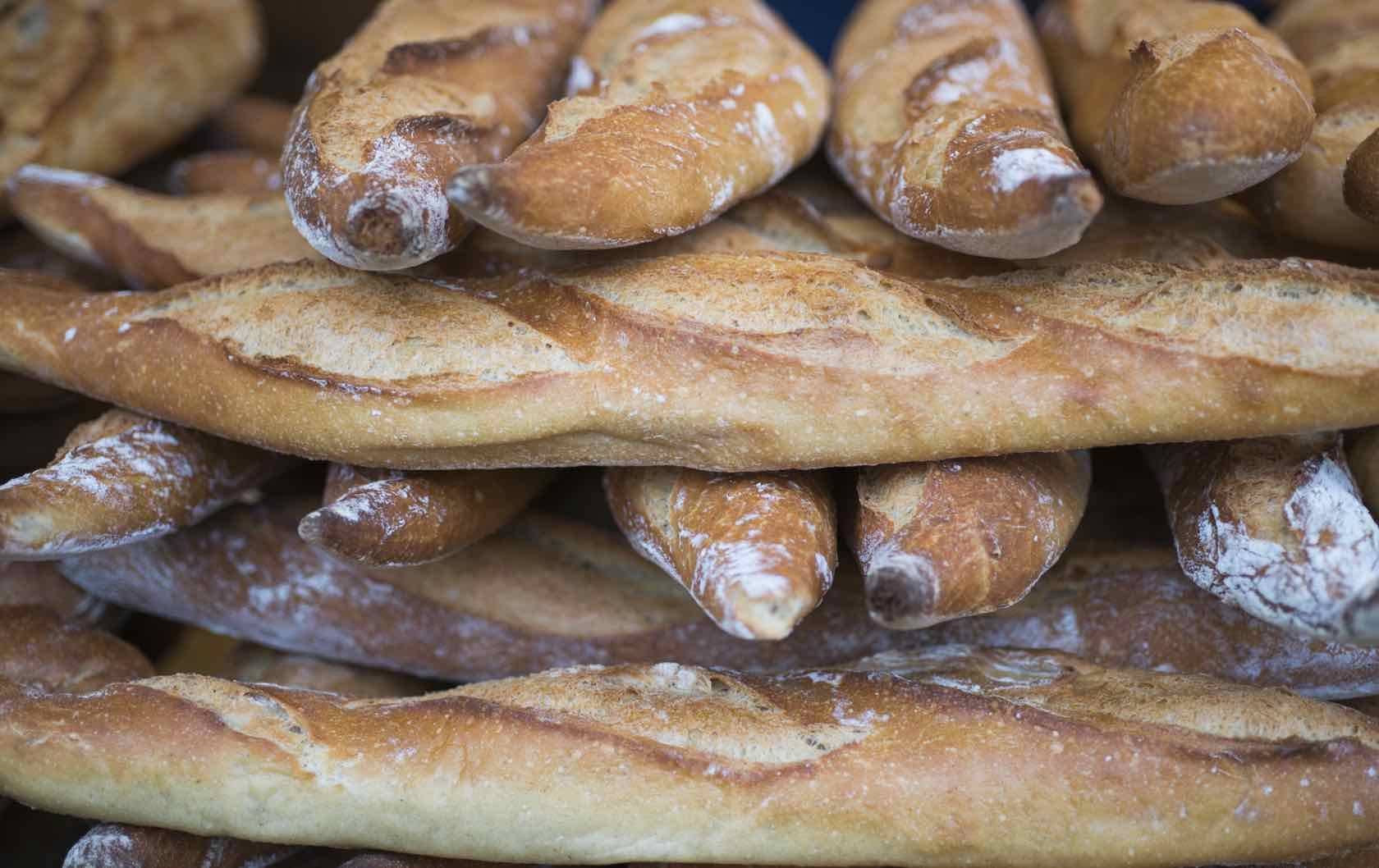 Inside the Boulangerie in Paris: Baguettes & Other Delights