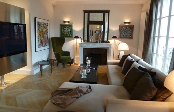 Extraordinary Paris Apartment For Sale! - Paris Perfect