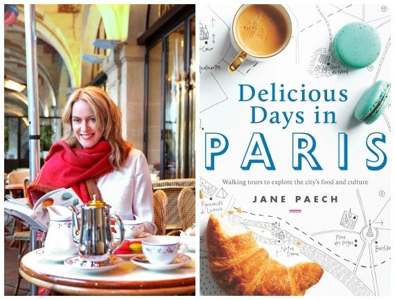 Jane Paech Delicious Days in Paris