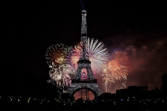 Bastille Day Fun in the City of Light