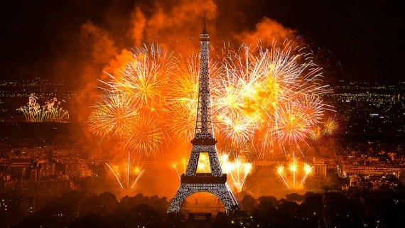 Bastille Day Paris