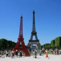 Fermob Eiffel Tower Paris