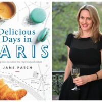 Jane Paech Author of Delicious Days in Paris