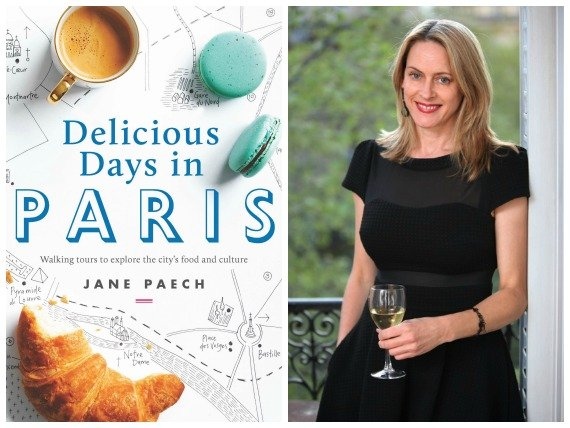 Jane Paech Author of Delicious Days in Paris