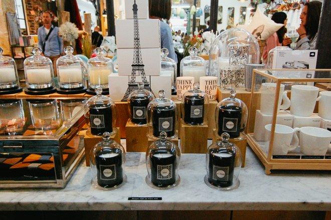 Fleux Paris Shopping Marais Unique Souvenirs Gifts