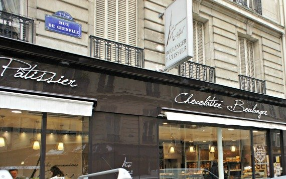 Les Gourmandises Paris Bakery 7th arrondissement