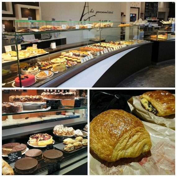 Les Gourmandises Patisserie in Paris