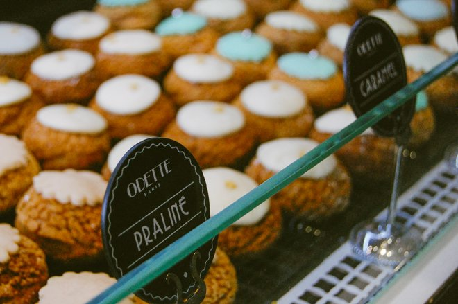 The Best Cream Puffs in Paris