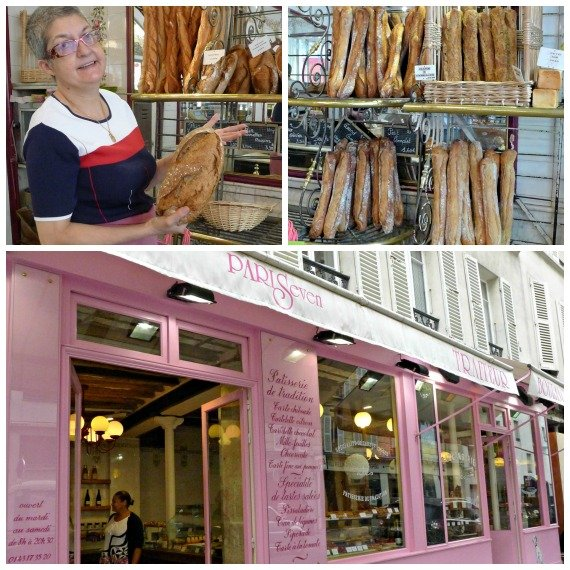 PariSeven Bakery Paris 7th arrondissement