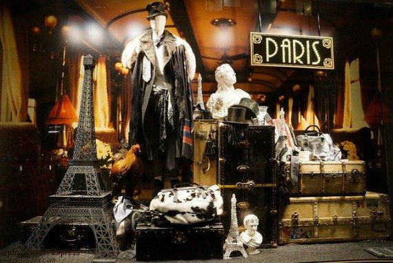 Printemps Paris Shopping