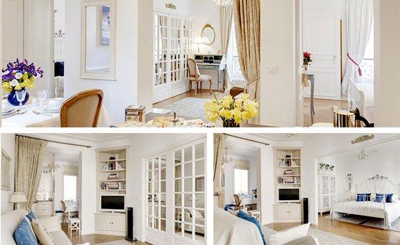 paris perfect 2 bedroom holiday rental marais district