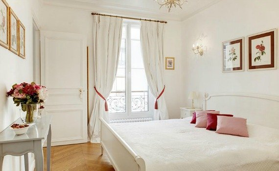 paris perfect two bedroom apartment rental France