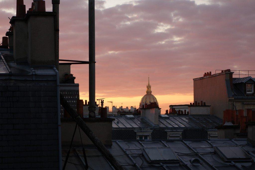 4. invalides sunrise at parisperfect medoc apt