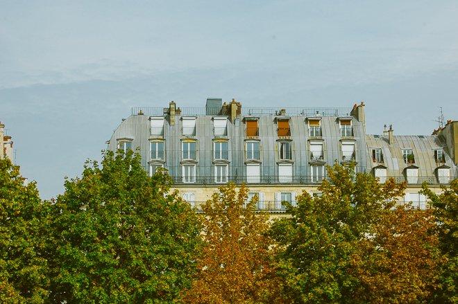 Paris Travel in October