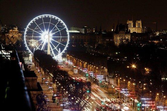 Best Christmas Markets in Paris