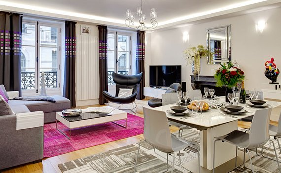 The Cheverny Apartment Vacation Rentals Paris Perfect France