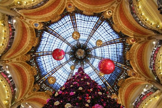 Paris Christmas Magic